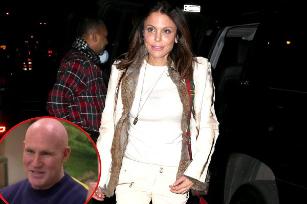 Dennis Shields' Friends Unhappy with Bethenny Frankel's 'RHONY' Breakdown Over His Death