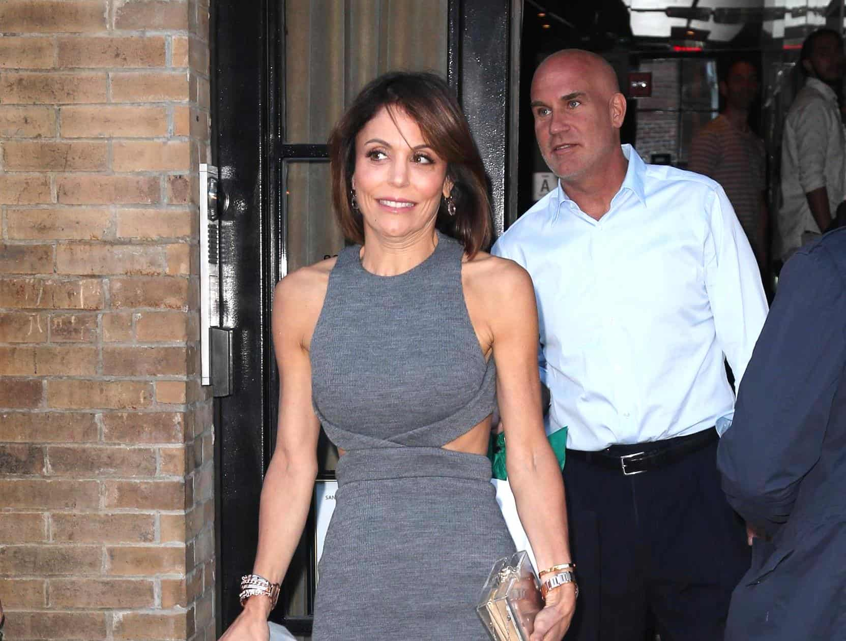 RHONY's Bethenny Frankel Tried to Break Up with Dennis Shields a Week Before His Death