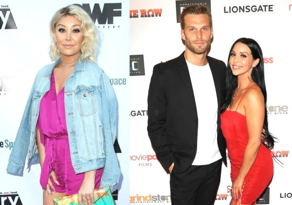 Vanderpump Rules Billie Lee plus Scheana Marie and Adam