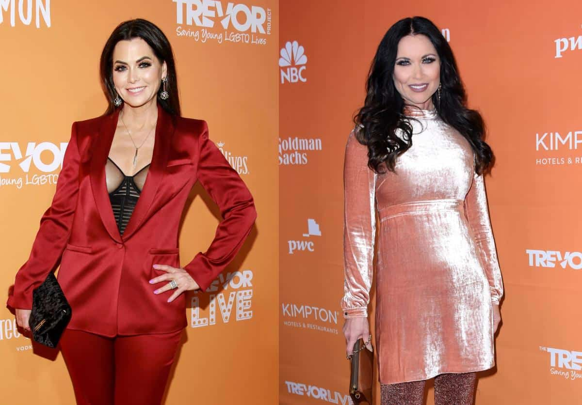 "RHOD Star D'Andra Simmons Claps Back After Being Called a ""Fat Cow"" by LeAnne Locken, See Her Fiery Post Plus LeeAnne Speaks Out"