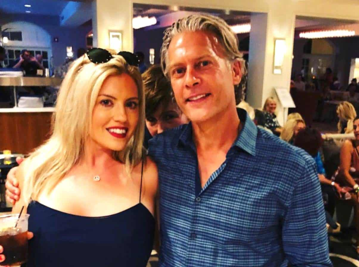 Ex-RHOC Star David Beador's Fiancee Lesley Cook Confirms the Gender of Their First Child and Shares a Photo of the Luxury Car He Bought Daughter Adeline for Her 16th Birthday
