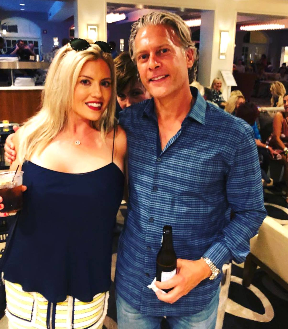 RHOC David Beador girlfriend Lesley Cook Update