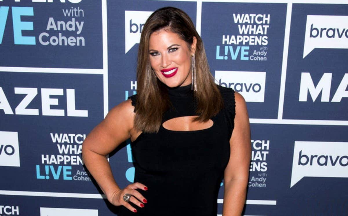 RHOC's Emily Simpson Calls Out Fat Shamers
