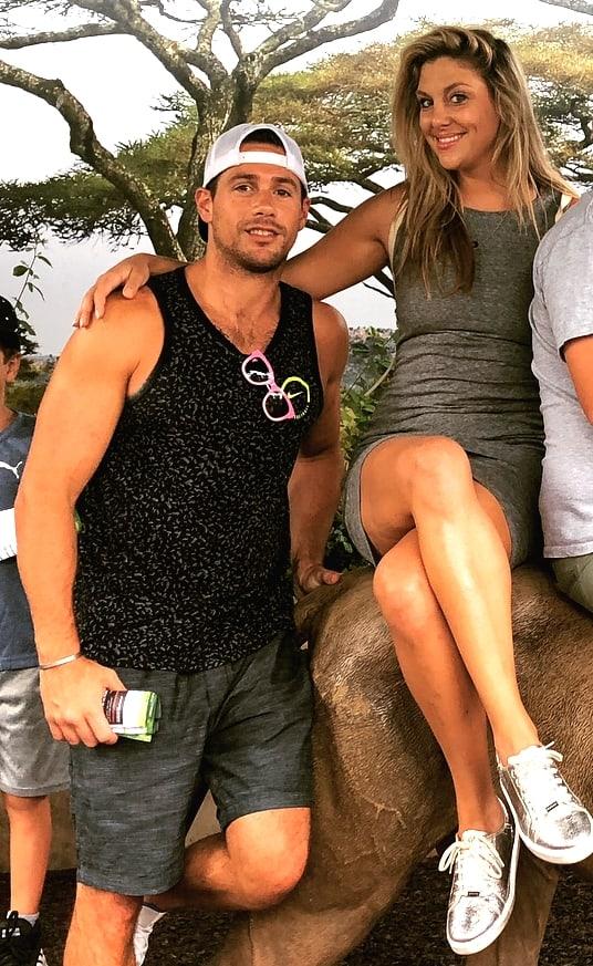 Gina Kirschenheiter and husband Matthew Kirschenheiter