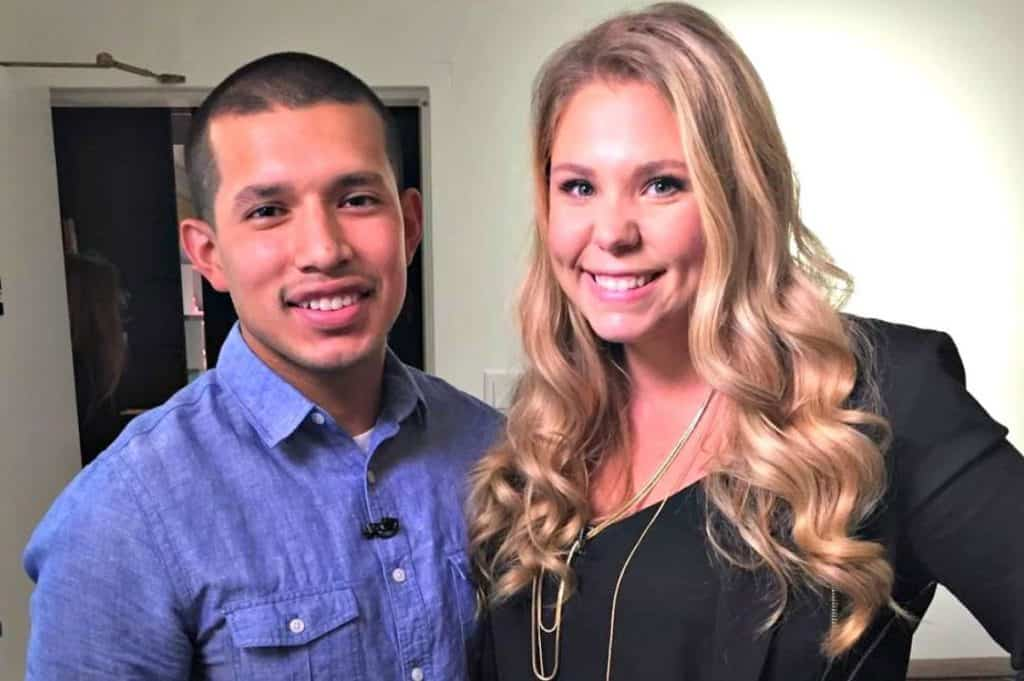 Javi Marroquin and Kailyn Lowry Drama