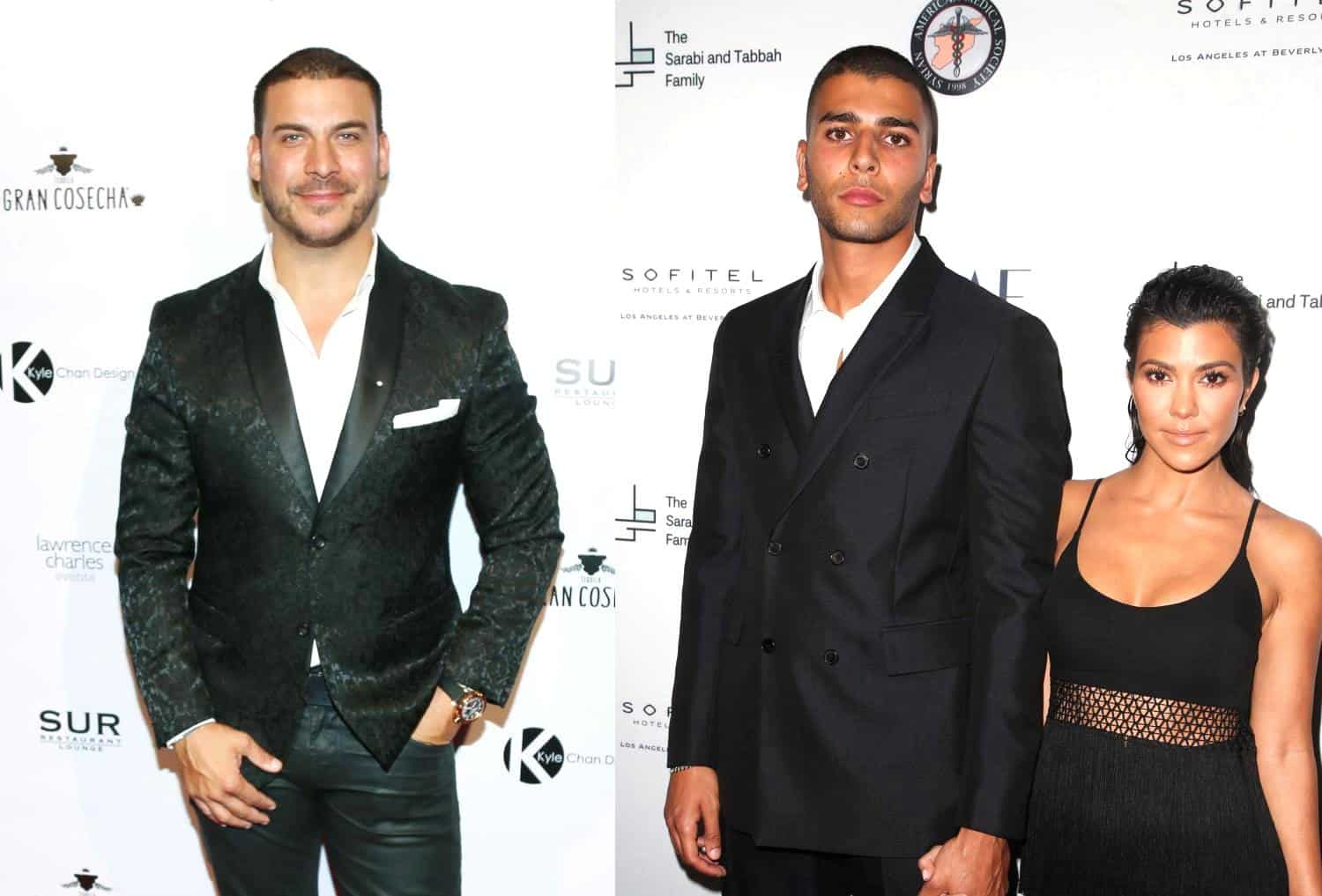 Jax Taylor vs Younes Bendjima and Kourtney Kardashian