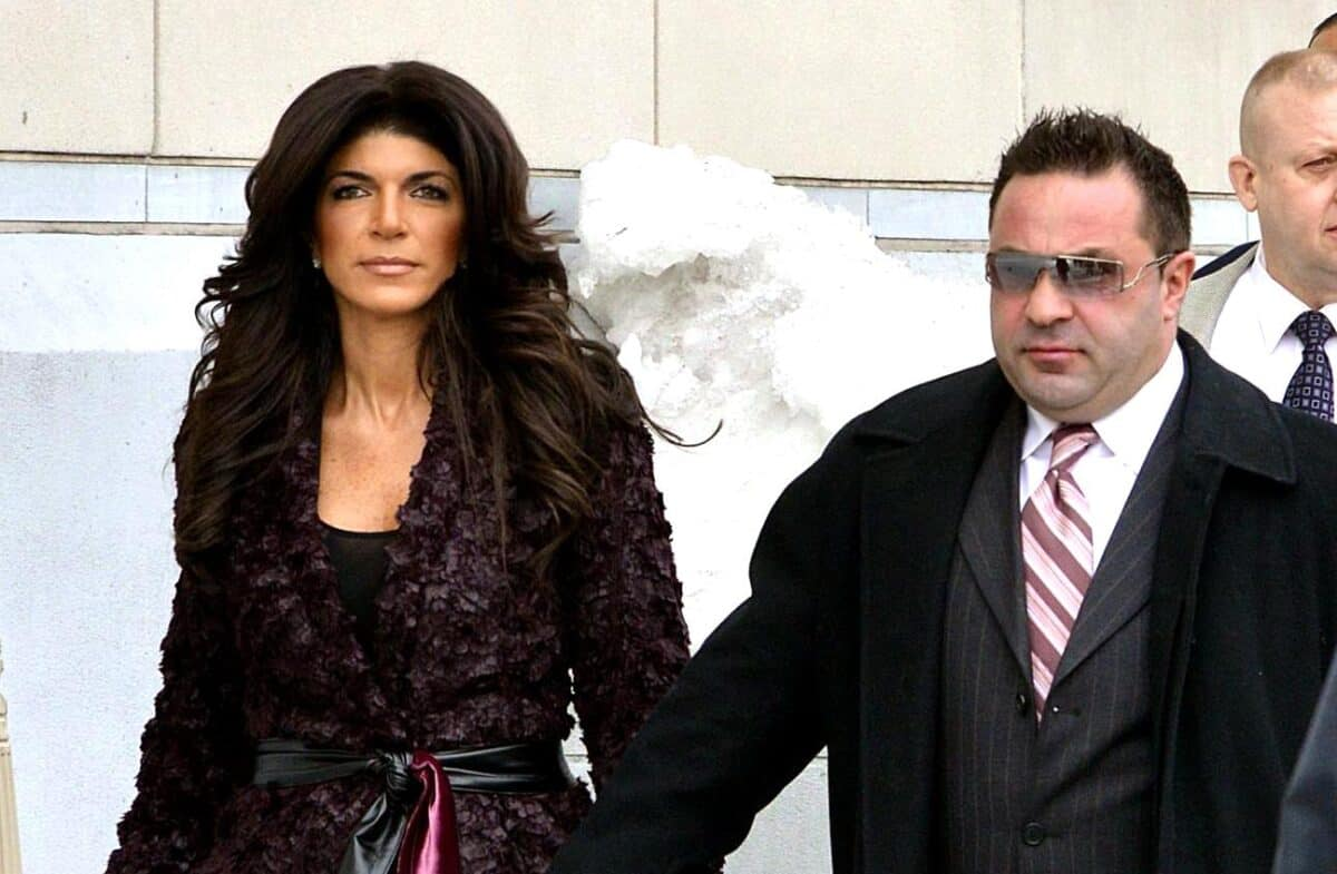 REPORT: RHONJ's Teresa Giudice and Husband Joe Are 'Definitely' Getting a Divorce