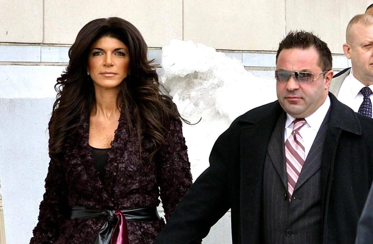 Teresa Giudice Swears She's Always Been Faithful To Joe Giudice