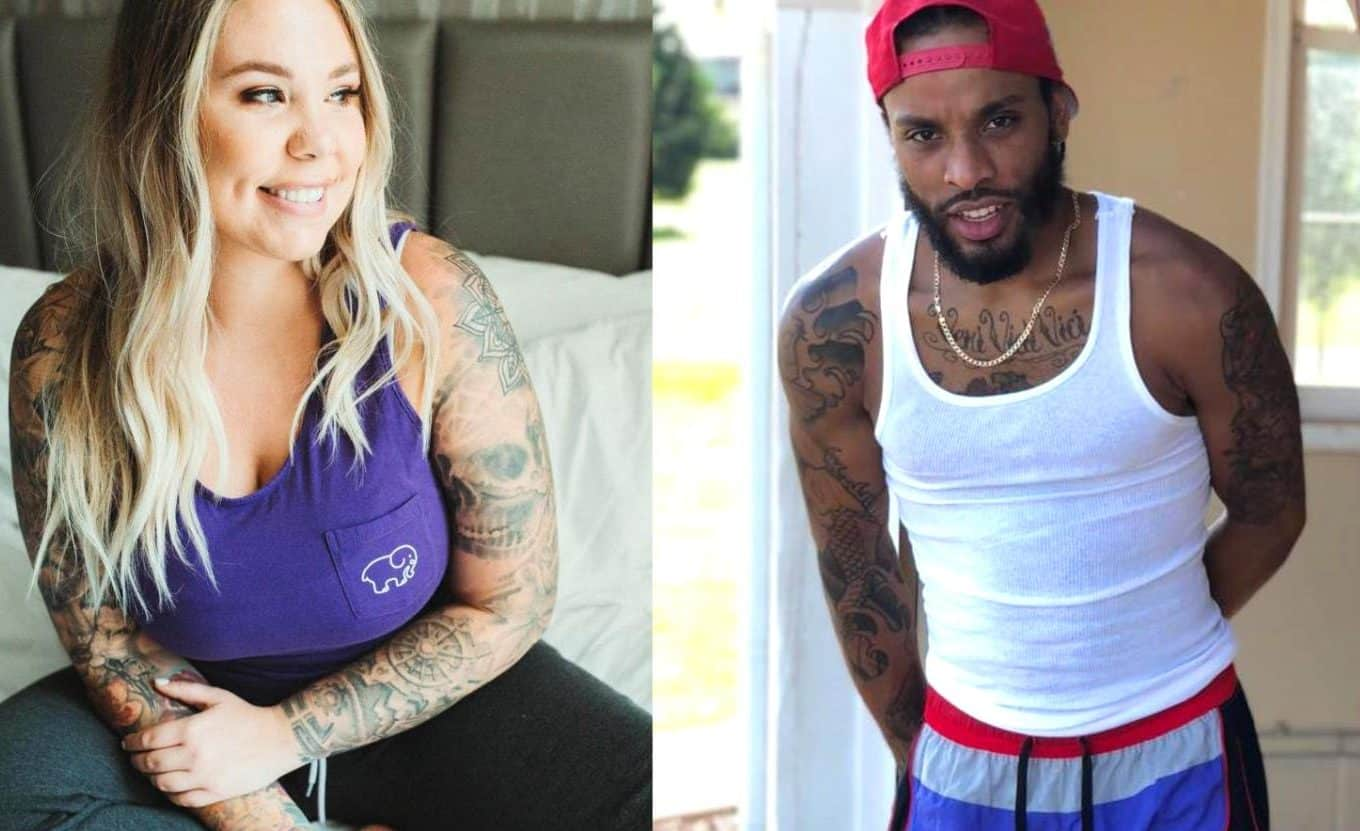 """REPORT: Teen Mom 2's Kailyn Lowry Was Arrested for Allegedly Punching Ex-Boyfriend Chris Lopez """"Several Times"""" After He Cut Their Son Lux's Hair, Find Out What She Told Police About Their Dispute"""