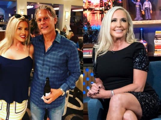 VIDEO: 'RHOC' David Beador's Girlfriend Lesley Has a Meltdown at Walmart After Being Accused of Stealing, Plus Shannon Hints at When New Season Starts Filming