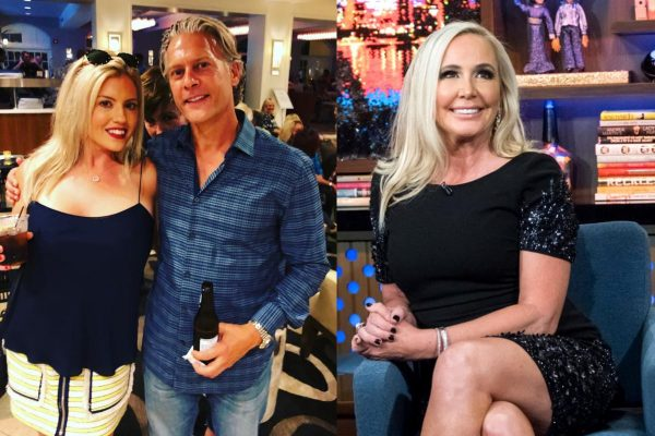 'RHOC' David Beador's Girlfriend Lesley Cook Has Meltdown at Walmart