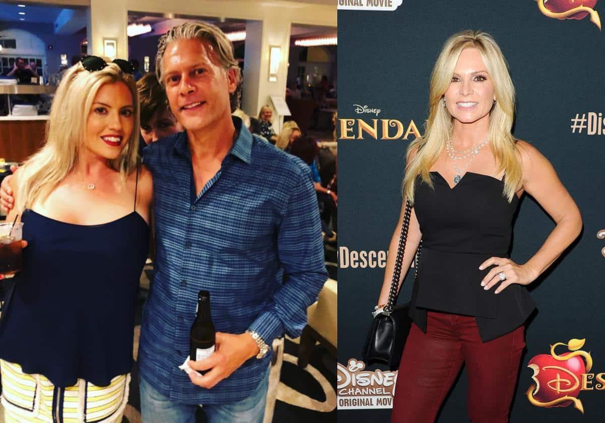 RHOC David Beador Girlfriend Lesley Cook Disses Tamra Judge