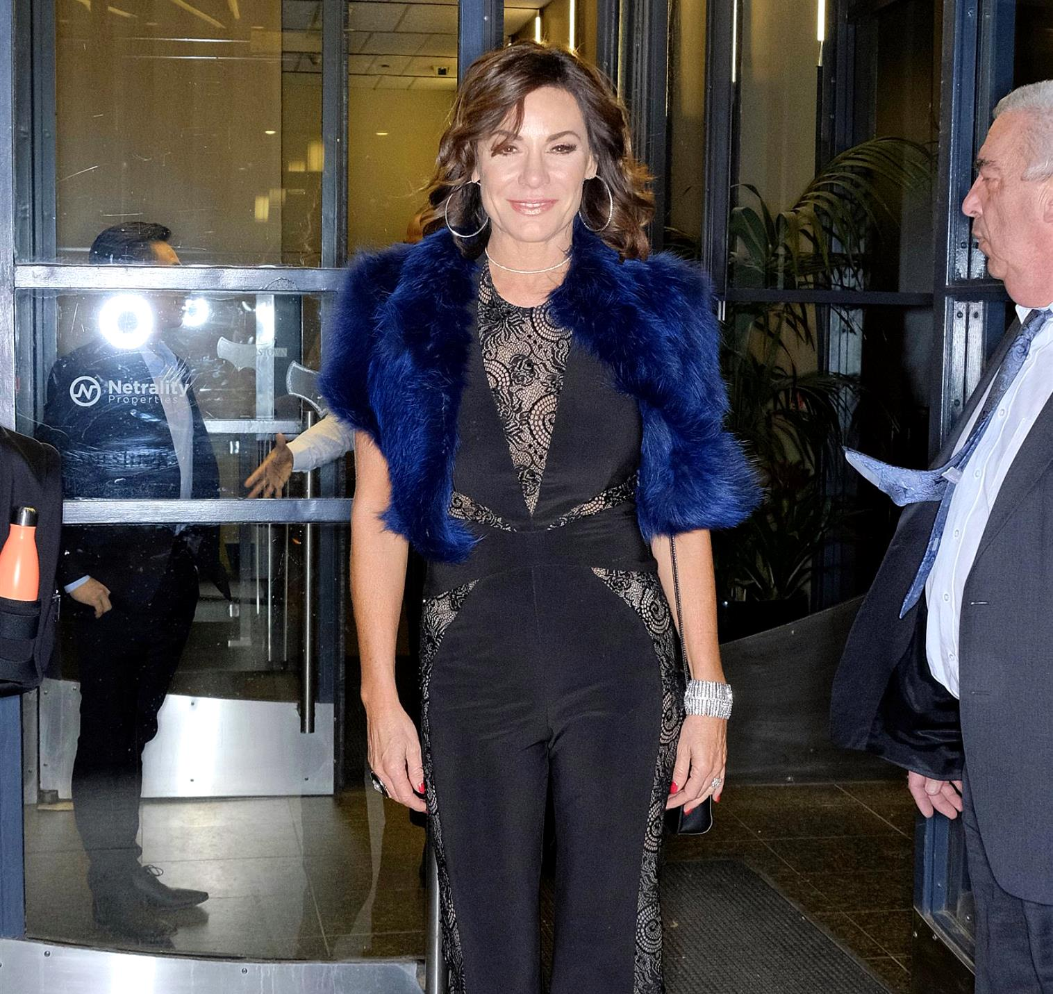 RHONY's Luann de Lesseps Leaves Rehab