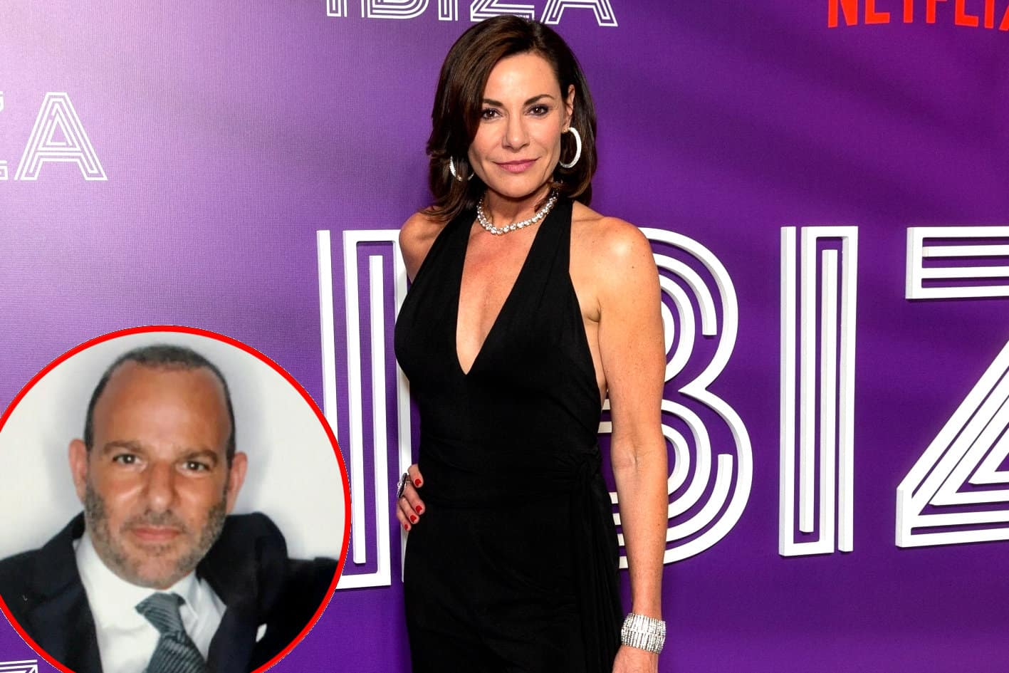 RHONY Luann de Lesseps dumped by boyfriend Rich Super
