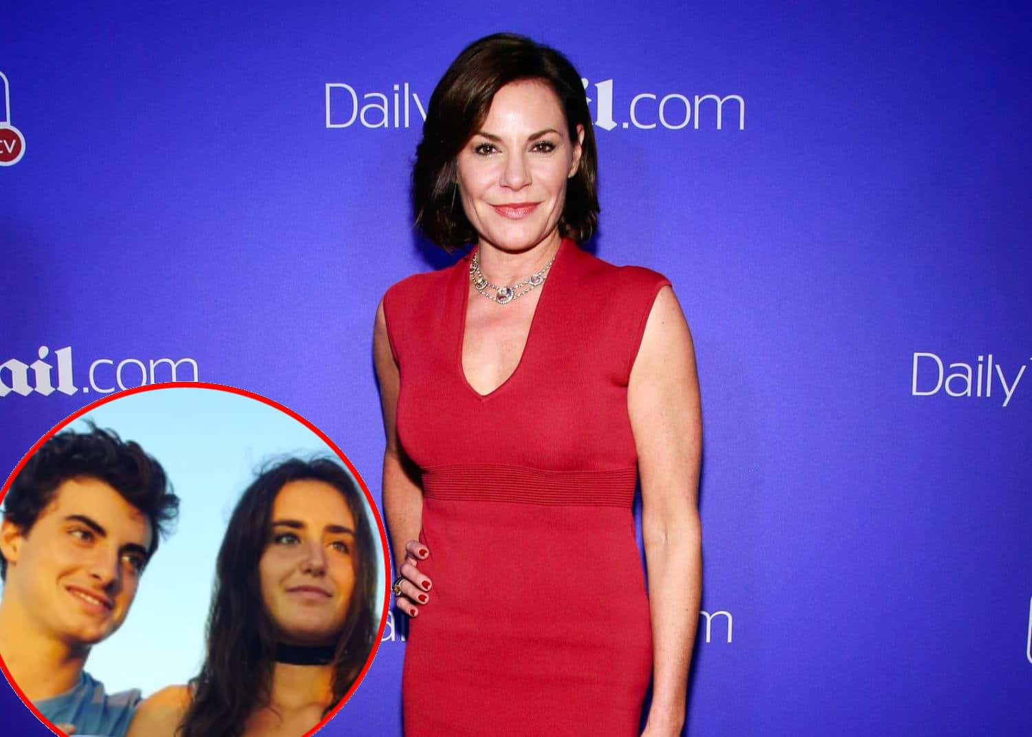 RHONY Star Luann de Lesseps' Kids Drop Lawsuit Against Her, Luann Reacts to News