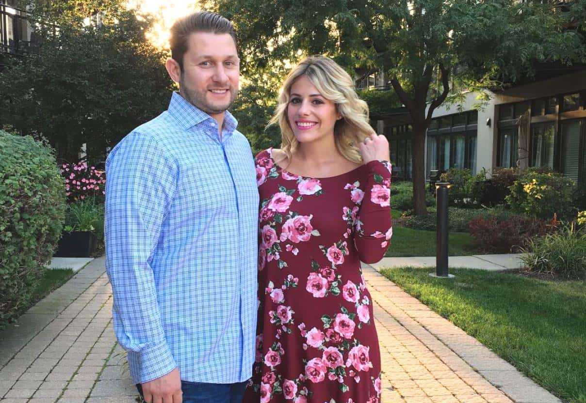 MAFS Anthony D'Amico and Ashley Petta Pregnant
