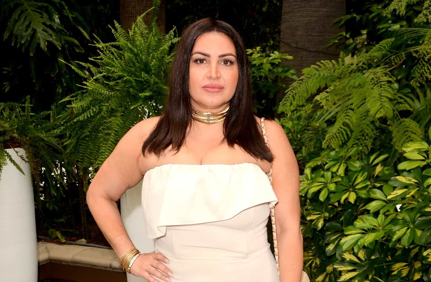 is mj from shahs of sunset still dating charlie