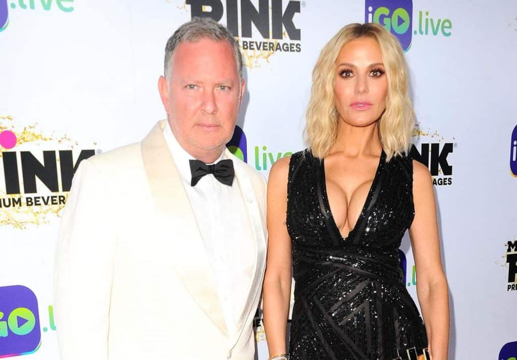 Dorit Kemsley's Husband PK Wins Lawsuit Over $75,000 Betting Debt as Judge Sides with Him