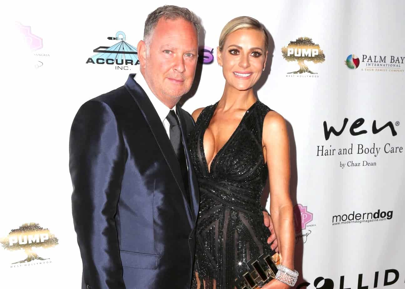 Second Bank Account of Dorit Kemsley's Husband PK Kemsley Facing Seizure Amid RHOBH Star's $1.2 Million Lawsuit