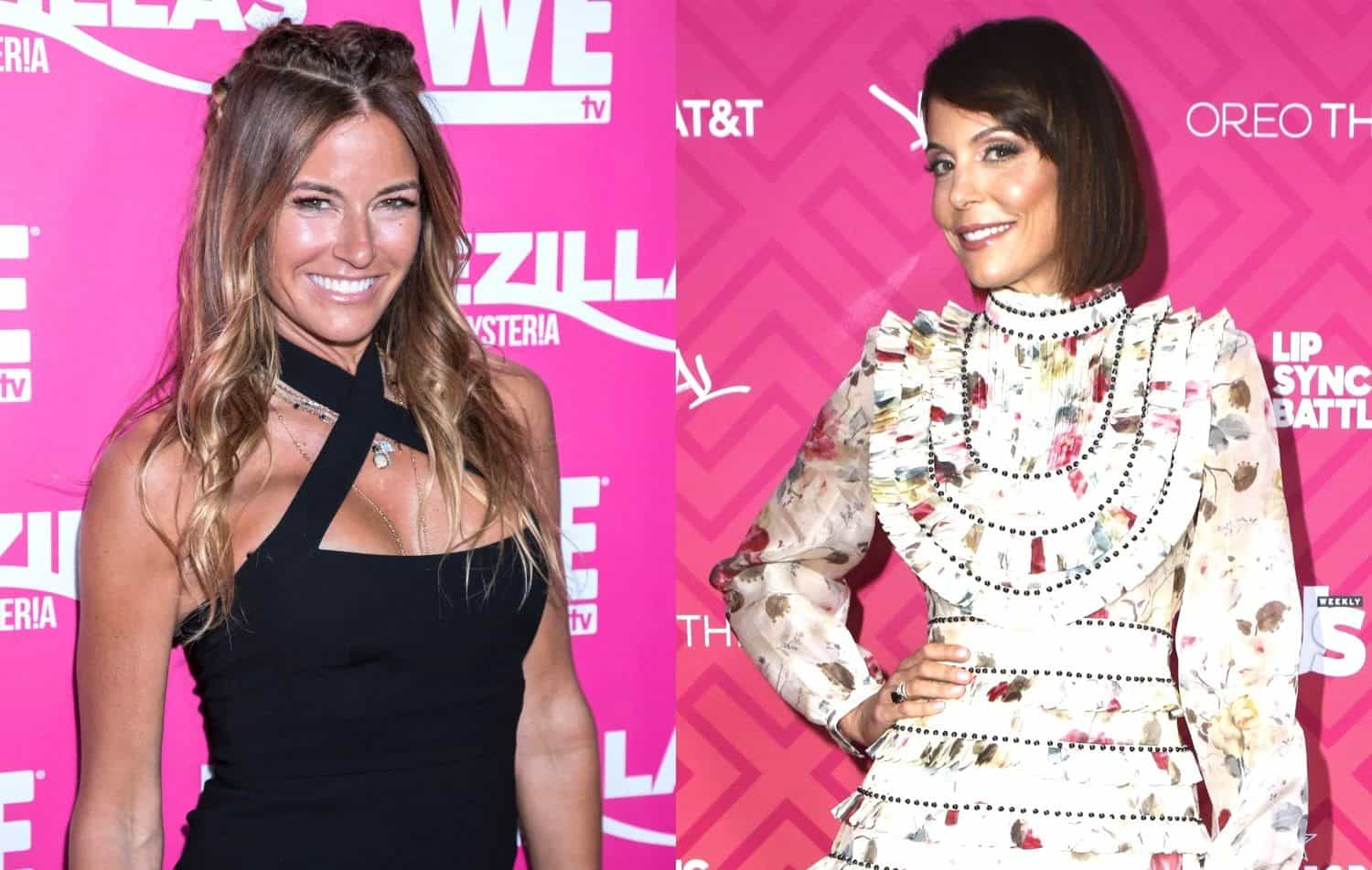 RHONY Kelly Bensimon vs Bethenny Frankel