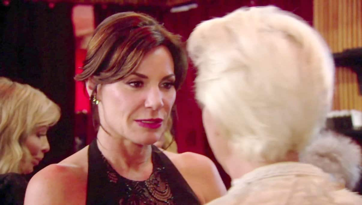 RHONY Recap Luann and Dorinda