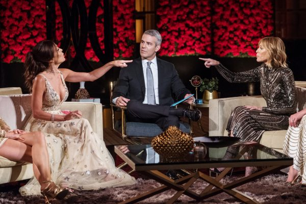 RHONY Reunion Carole Radziwill and Bethenny Frankel Fight