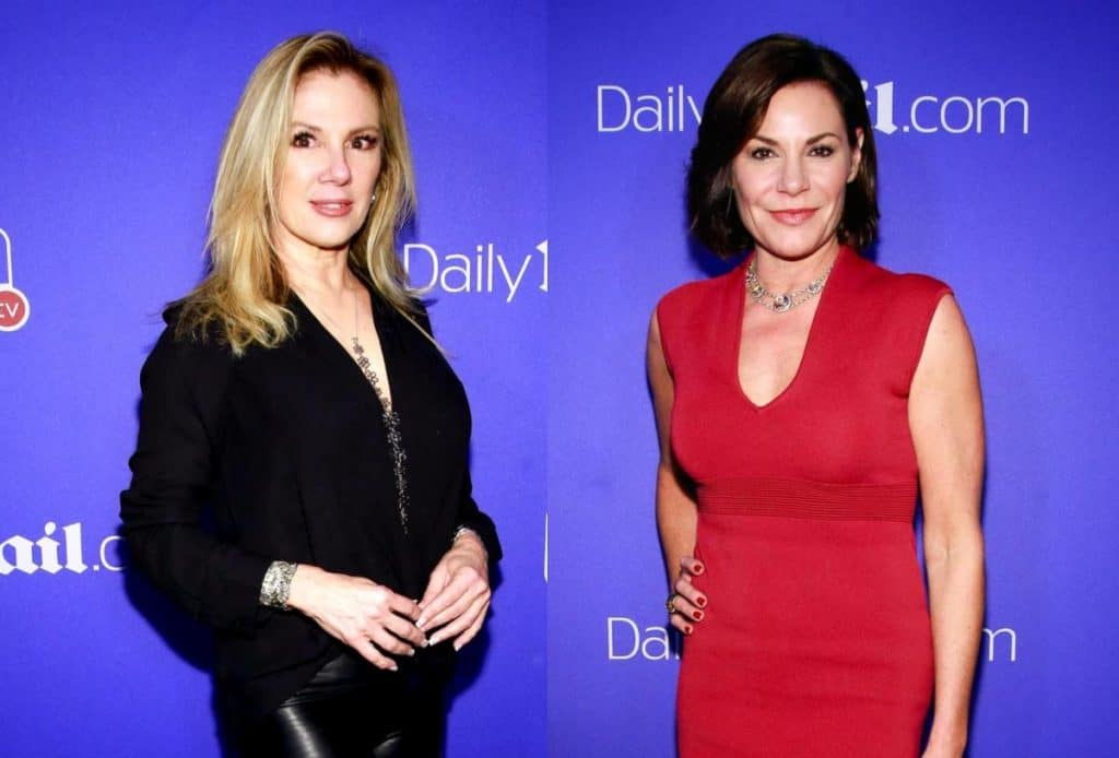 Is Ramona Singer Trying to Get Under Luann de Lesseps' Skin by Bringing Her Ex-Husband's Old Girlfriend on RHONY Season 12?