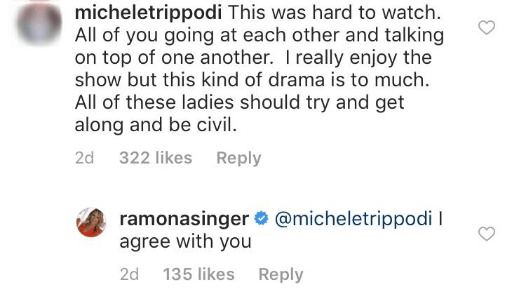 Ramona talks reunion
