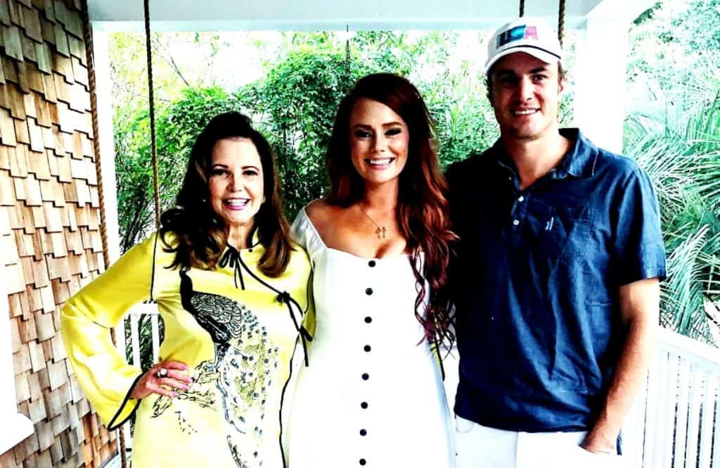 Southern Charm Patricia Kathryn Dennis and Shep Rose