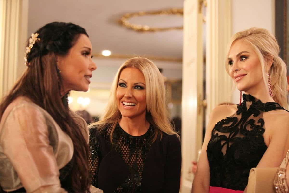 THE REAL HOUSEWIVES OF DALLAS season 3 premiere recap Leeanne Stephanie and Kameron