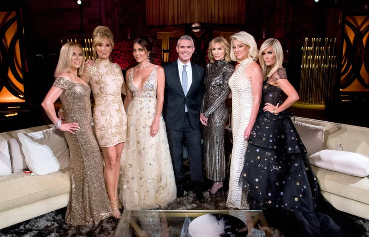 THE REAL HOUSEWIVES OF NEW YORK CITY Reunion Season 10 Trailer