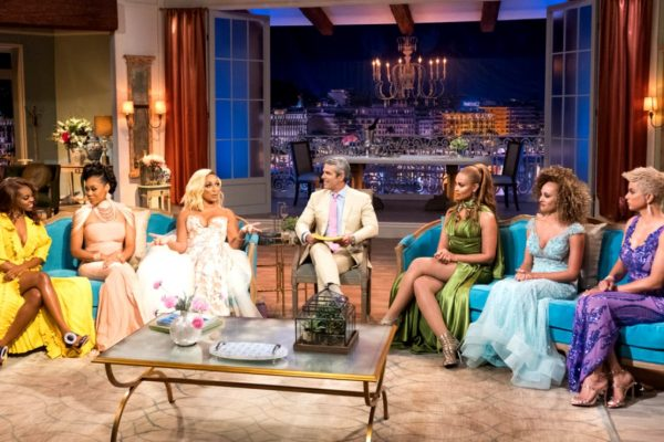 THE REAL HOUSEWIVES OF POTOMAC Season 3 Reunion Cast