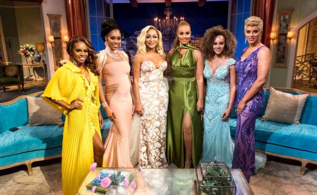 THE REAL HOUSEWIVES OF POTOMAC Season 4 News