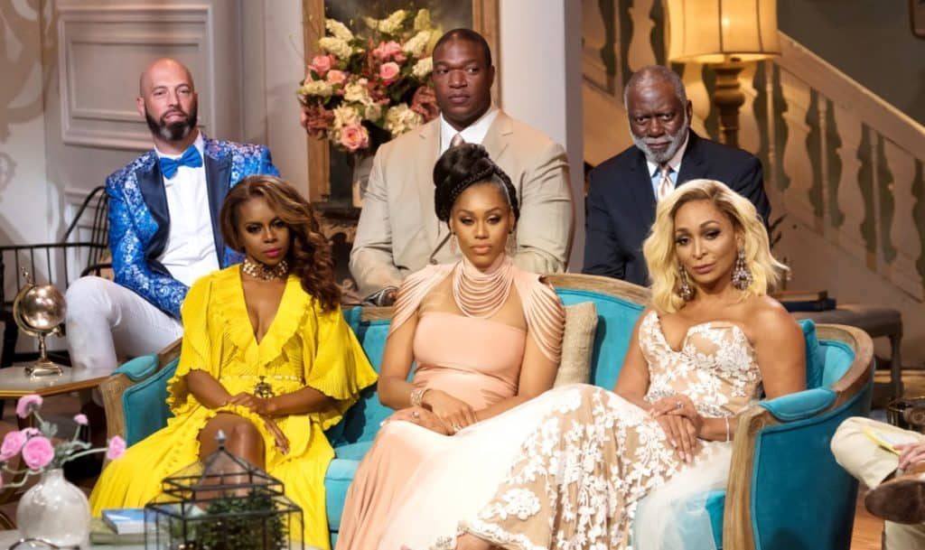 THE REAL HOUSEWIVES OF POTOMAC reunion recap