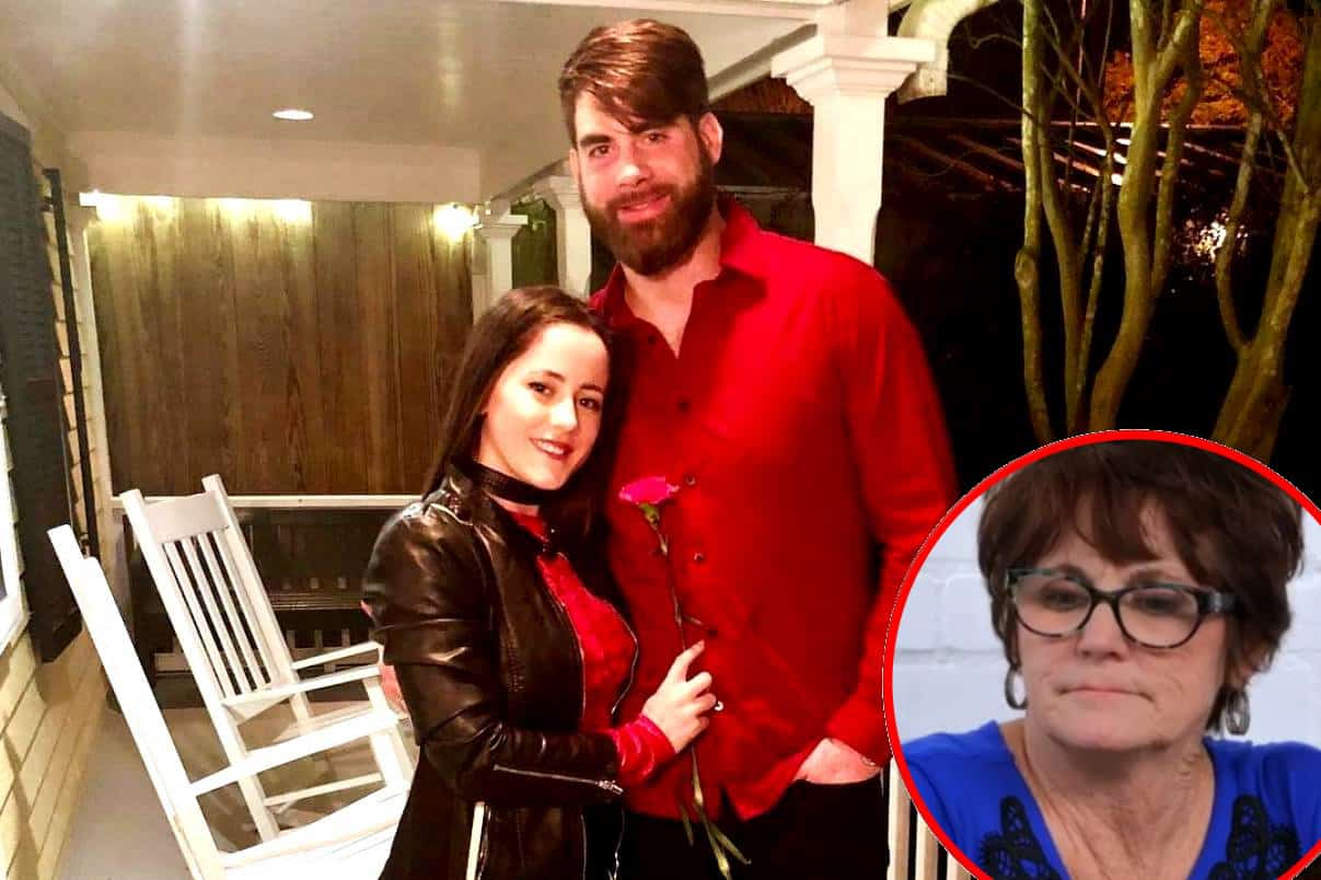 Teen Mom 2 Barbara Evans Jenelle and David