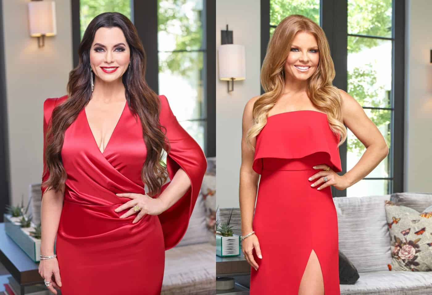 The RHOD Season 3 D'Andra Simmons and Brandi Redmond