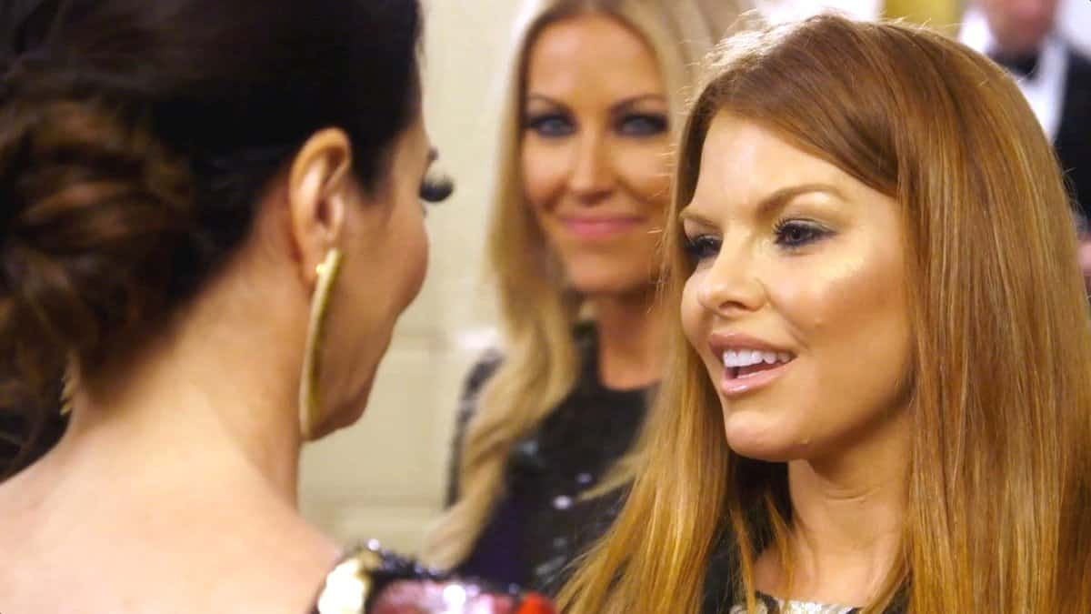 The Real Housewives of Dallas Recap Bubbles and Baby Bru