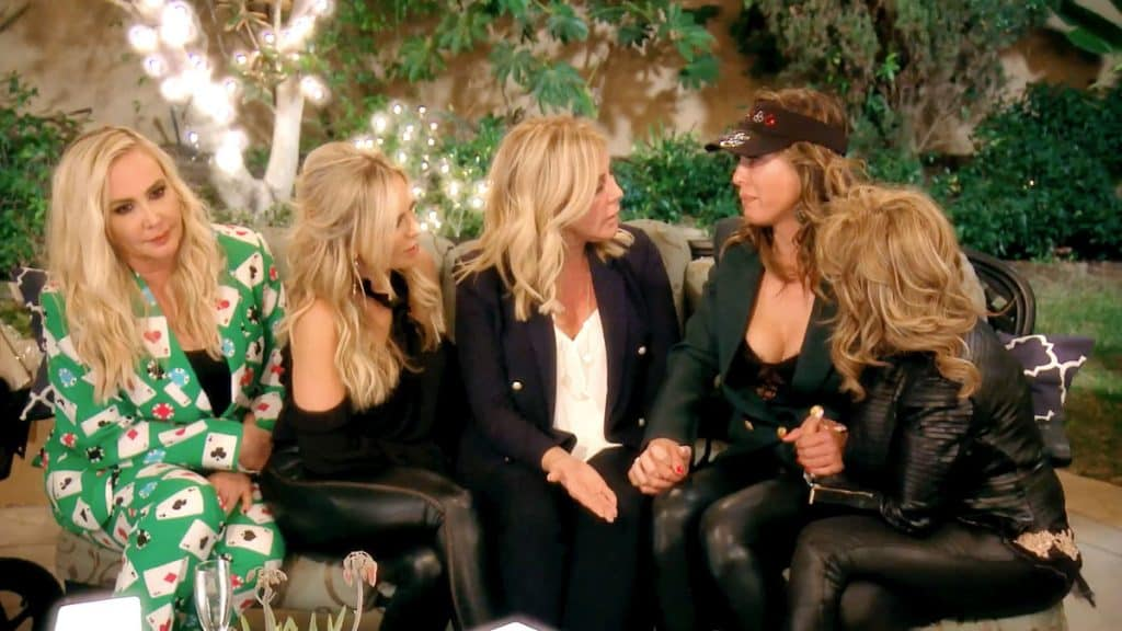 The Real Housewives of Orange County Recap Orange County Hold Em