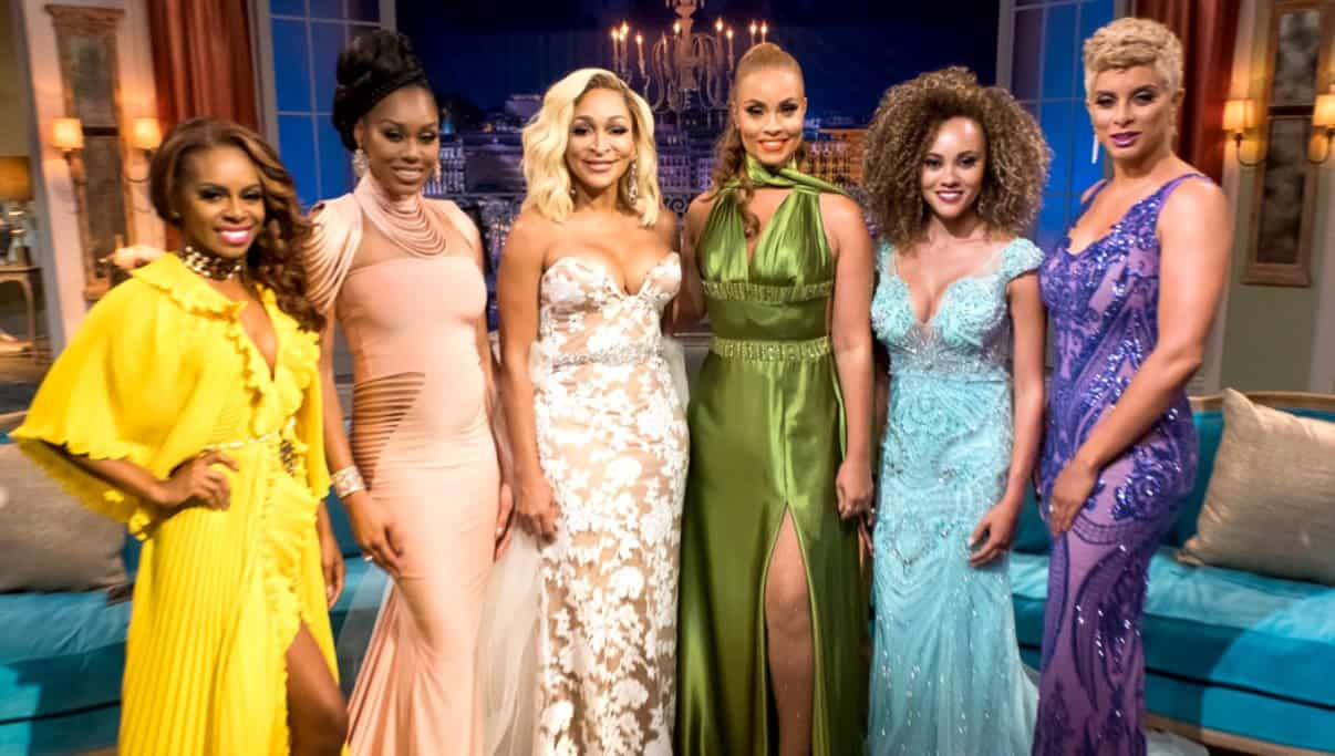 The Real Housewives of Potomac Season 3 Reunion