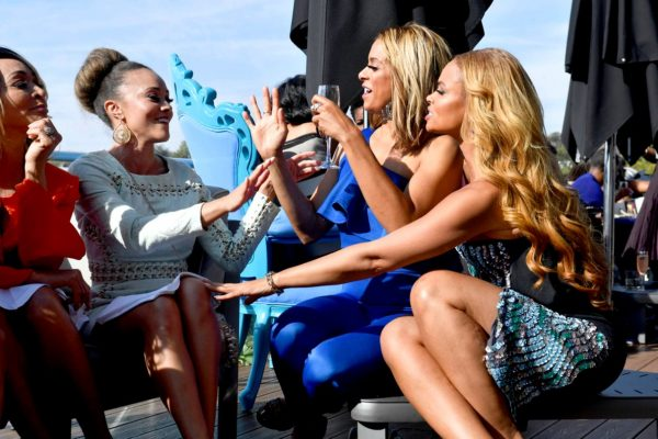 The Real Housewives of Potomac season 3 finale Unsolved Mystery