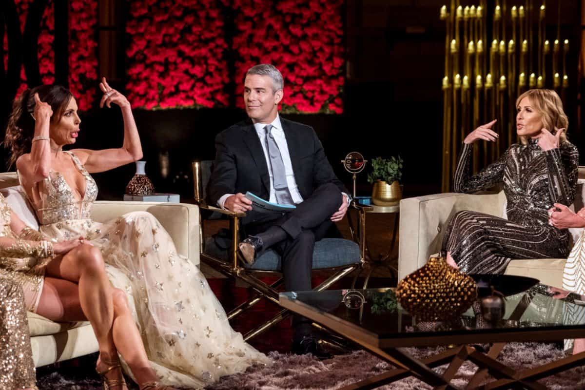 The real housewives of new york city reunion recap bethenny vs carole