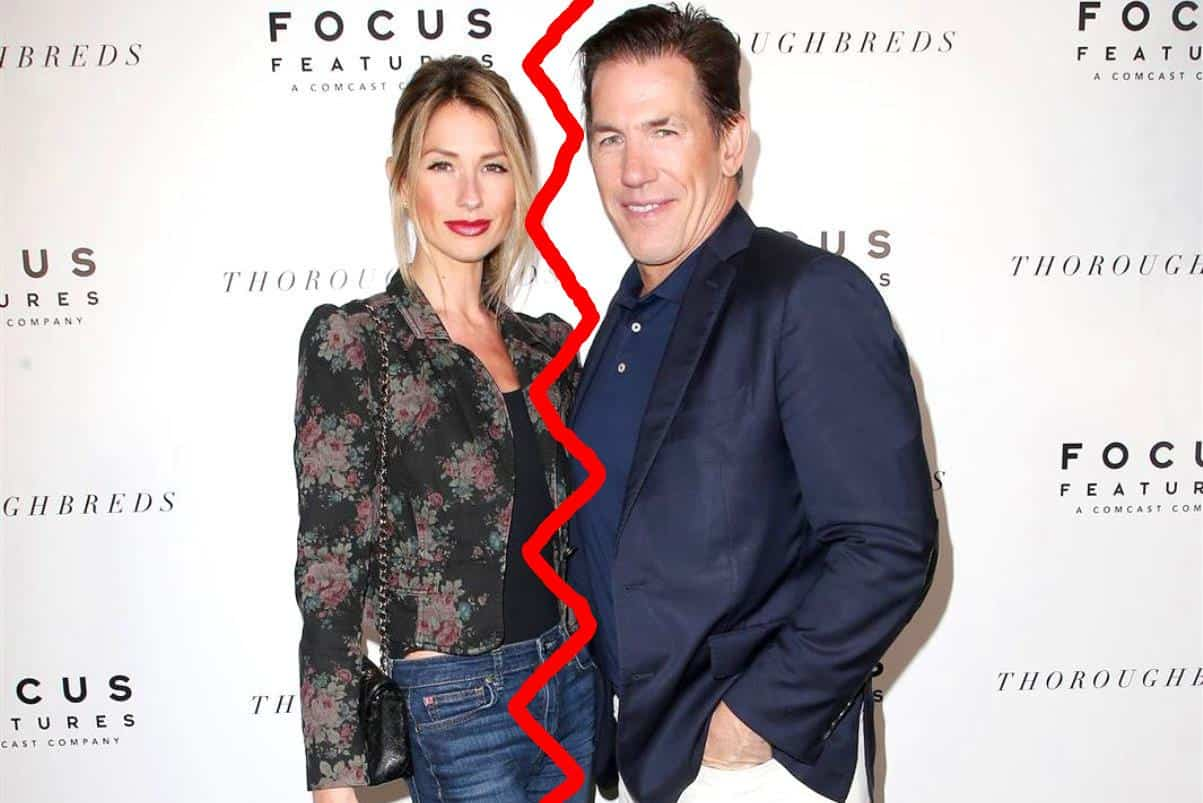 Southern Charm Thomas Ravenel and Ashley Jacobs Split