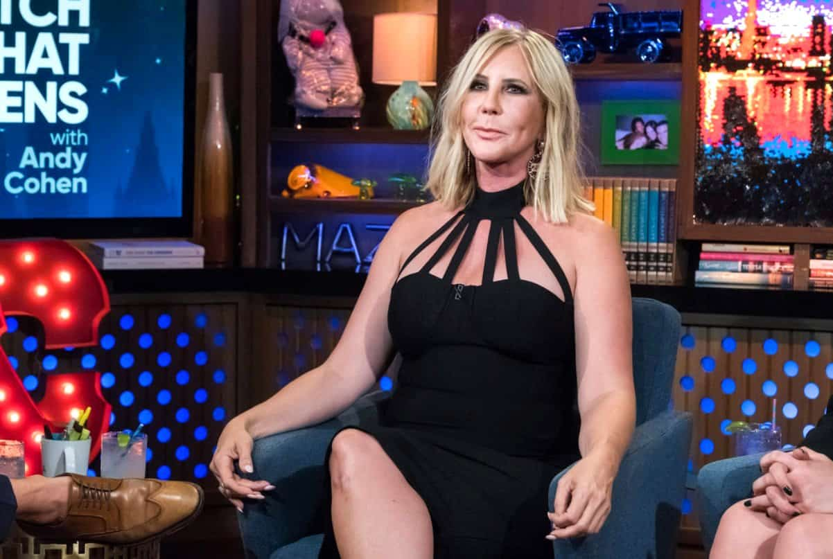 Vicki Gunvalson Speaks Out After Being Demoted to 'Friend' Status on the RHOC, See Her Post!