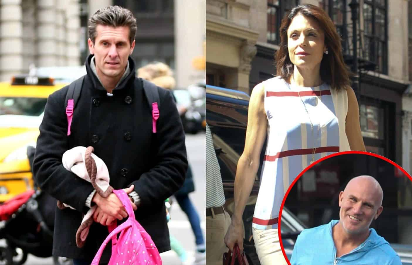 Jason Hoppy Questions RHONY's Bethenny Frankel's parenting after Dennis Shields Overdose