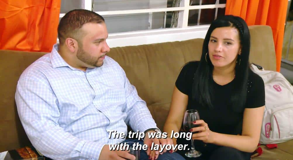 90 Day Fiancé Before the 90 Days Ricky and Ximena