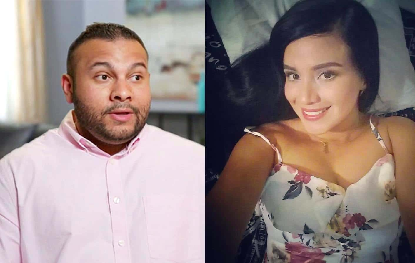 90 Day Fiance Before the 90 Days Ricky and Ximena Update