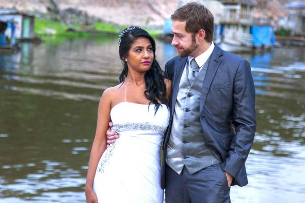 90 Day Fiance Before the 90 Days Trust a Try Recap Paul and Karine Wedding