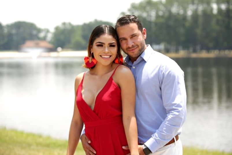 90 Day Fiance Season 6 Jon and Fernanda