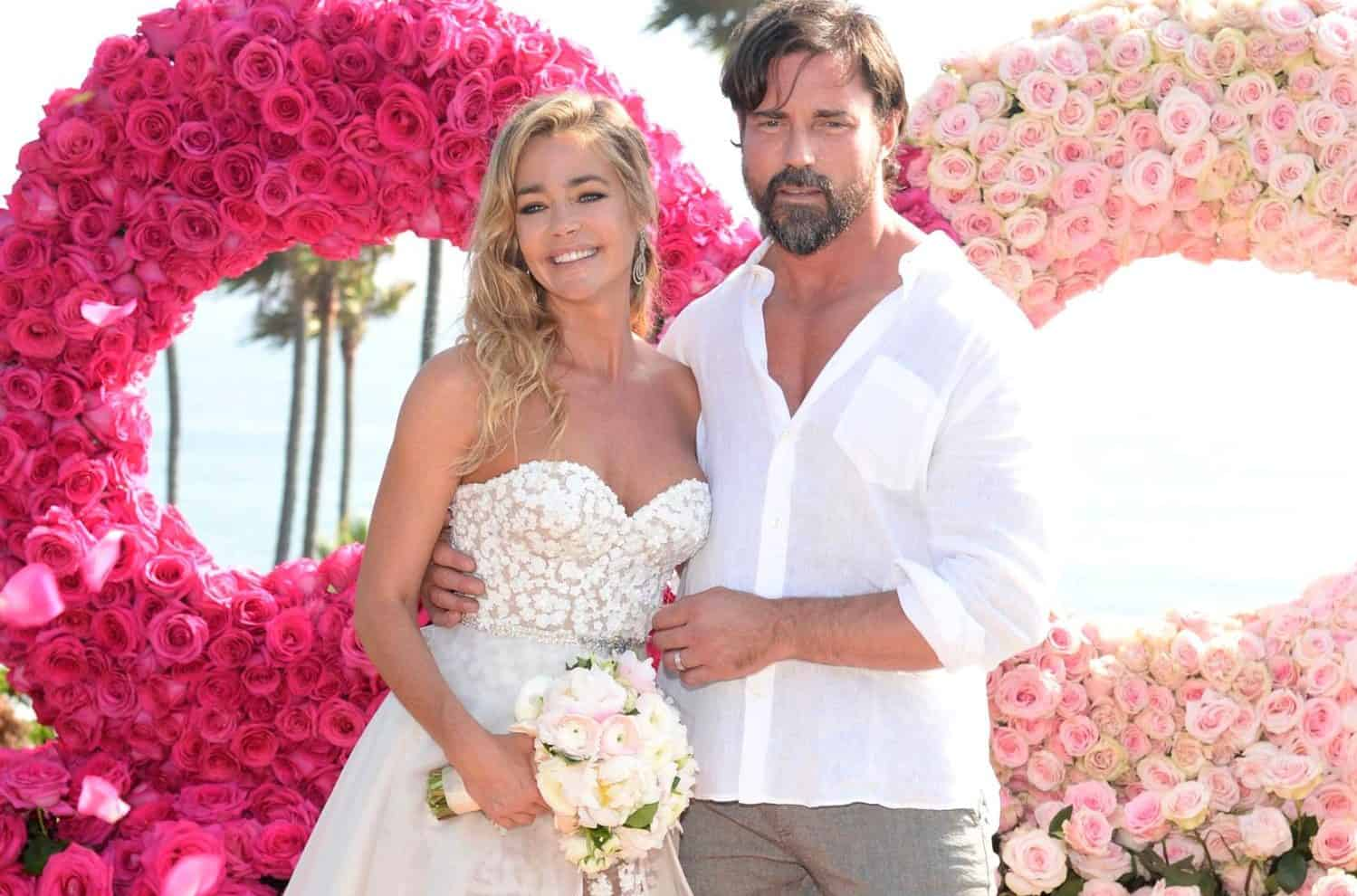 Aaron Phypers and Denise Richards Wedding