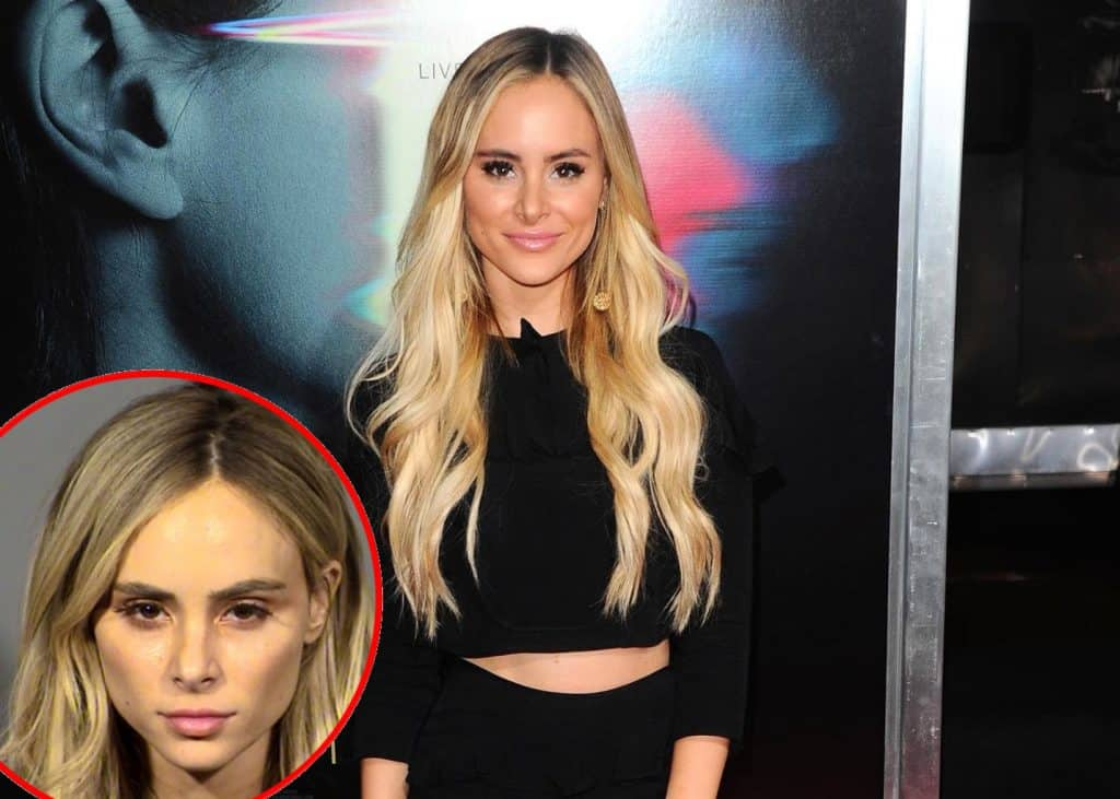 The Bachelor's Amanda Stanton arrested for domestic violence